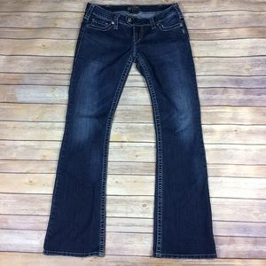 "Silver Jeans Womens Size 30""x32"" Tuesday"